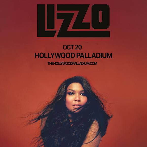 Lizzo at Hollywood Palladium