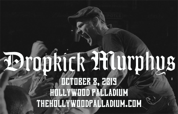 Dropkick Murphys & Clutch at Hollywood Palladium
