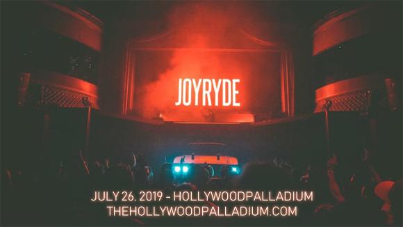 JOYRYDE at Hollywood Palladium
