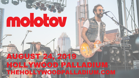 Molotov at Hollywood Palladium