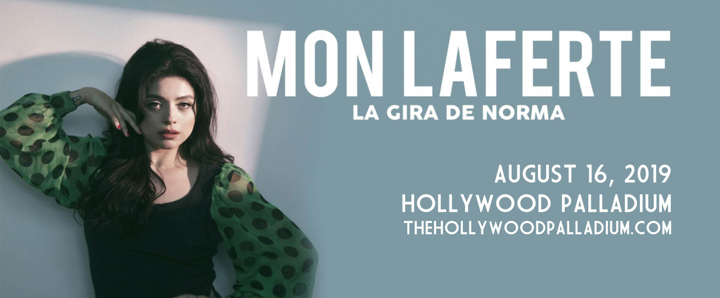 Mon Laferte  at Hollywood Palladium