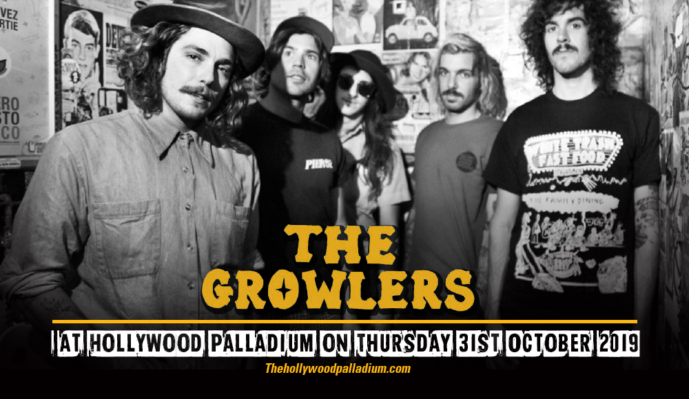 The Growlers at Hollywood Palladium