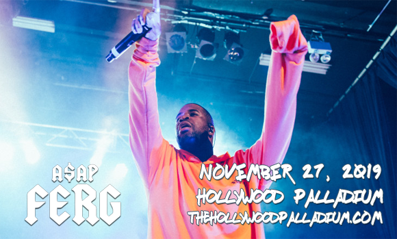 ASAP Ferg at Hollywood Palladium