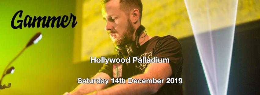 Gammer at Hollywood Palladium