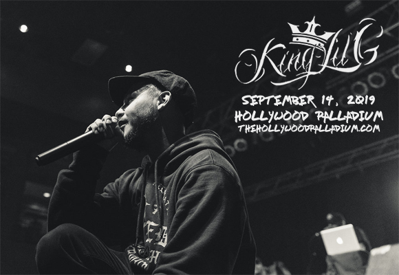 King Lil G at Hollywood Palladium
