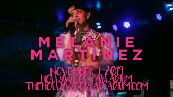 Melanie Martinez - Musician at Hollywood Palladium