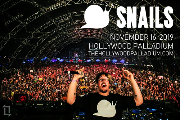 Snails at Hollywood Palladium
