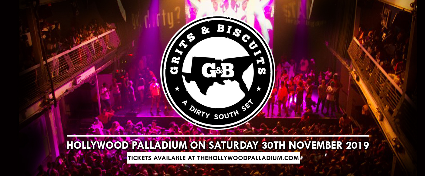 Grits and Biscuits at Hollywood Palladium