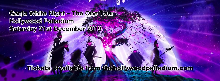 Ganja White Night - The One Tour at Hollywood Palladium