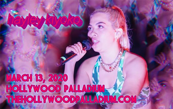 Hayley Kiyoko at Hollywood Palladium