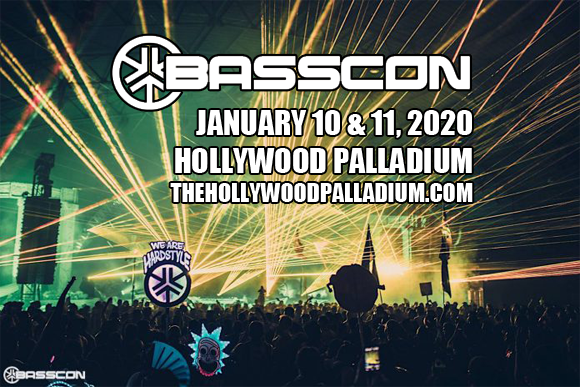 Basscon - 2 Day Pass at Hollywood Palladium