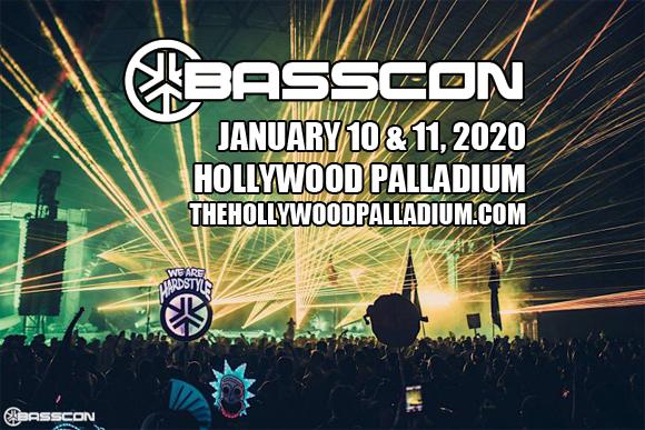 Basscon - Saturday at Hollywood Palladium
