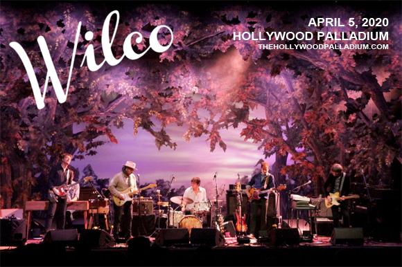 Wilco at Hollywood Palladium