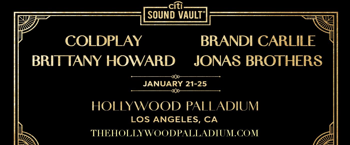 Jonas Brothers at Hollywood Palladium