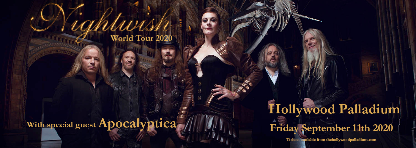 Nightwish at Hollywood Palladium