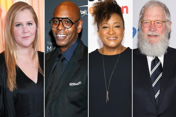 Netflix Is A Joke Festival: Amy Schumer at Hollywood Palladium