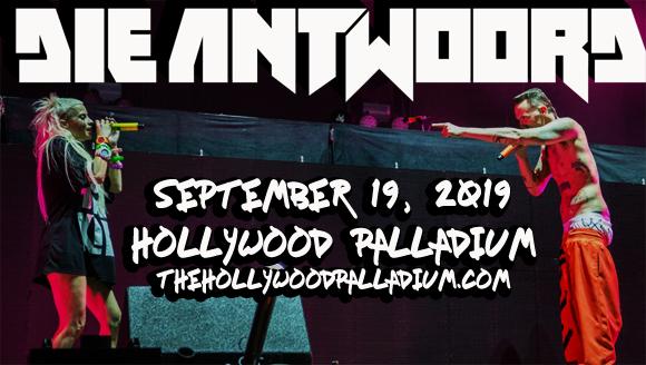Die Antwoord at Hollywood Palladium