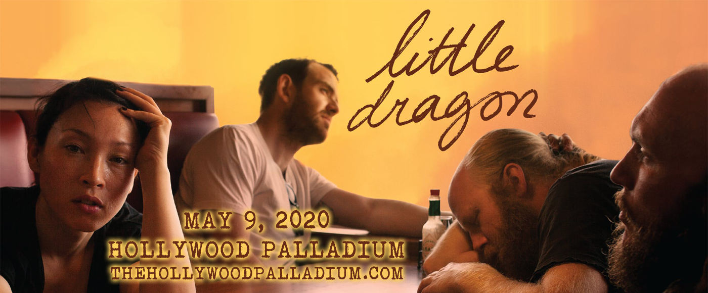 Little Dragon [CANCELLED] at Hollywood Palladium