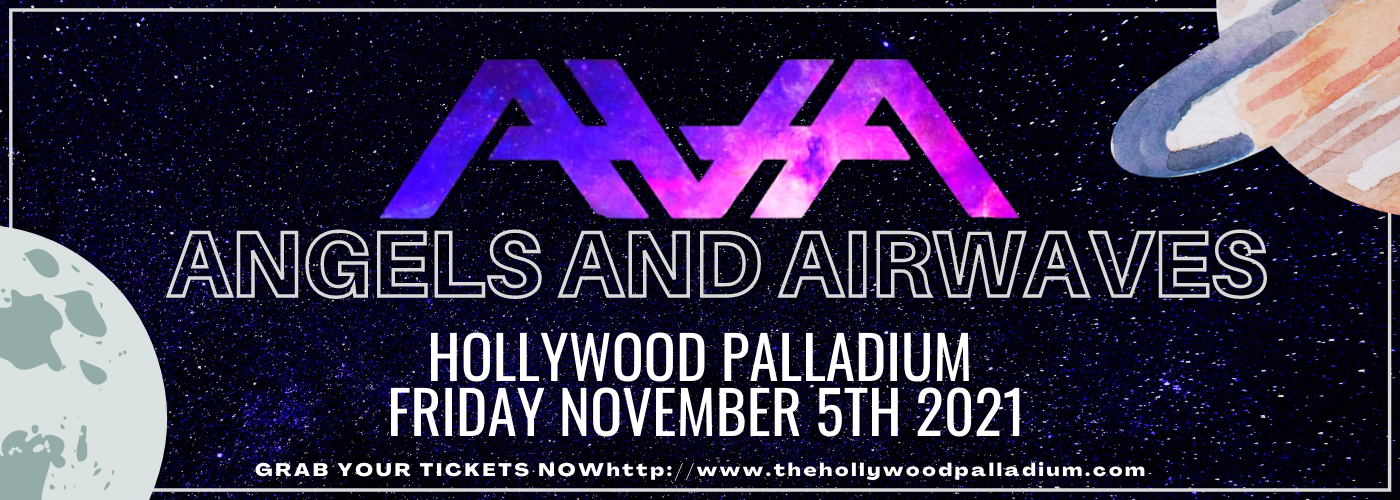 Angels and Airwaves at Hollywood Palladium