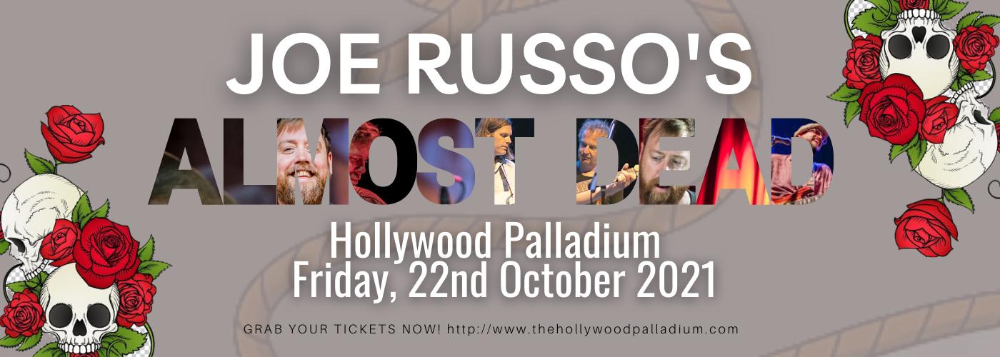 Joe Russo's Almost Dead at Hollywood Palladium