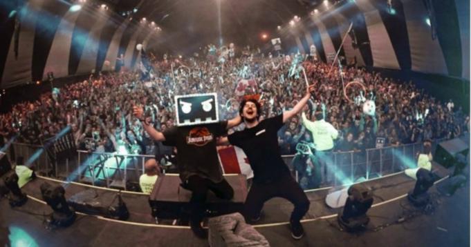 Virtual Riot at Hollywood Palladium