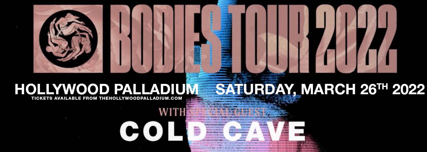 AFI: Bodies Tour 2022 at Hollywood Palladium