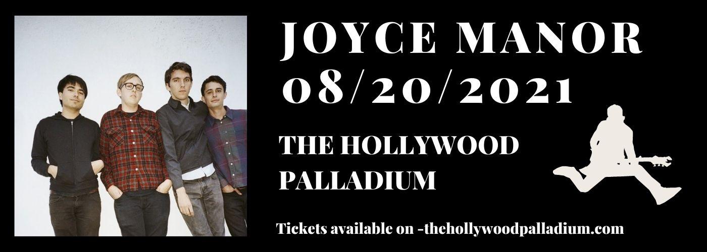 Joyce Manor at Hollywood Palladium