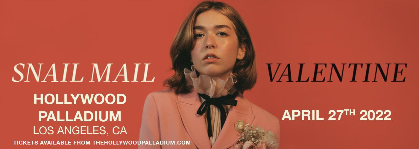 Snail Mail: Valentine Tour at Hollywood Palladium